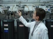 Ainia avanza en la producción a la par de hidrógeno y biogás con residuos agroalimentarios