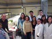 La Universidad de Valladolid investiga la producción de etanol y biogás con microalgas