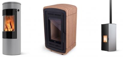 Estas son las estufas de biomasa con mejor diseño de 2017
