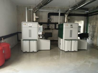 Casi cuatro millones de euros para calderas de biomasa en centros escolares de Jaén