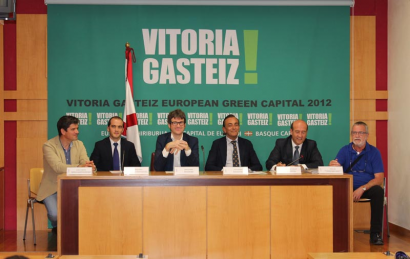 La rehabilitación integral de un barrio de Vitoria cuenta con la biomasa