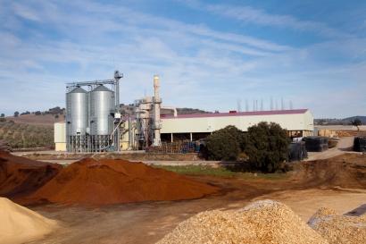 SunWood va camino de las 65.000 toneladas de pélets y quiere más
