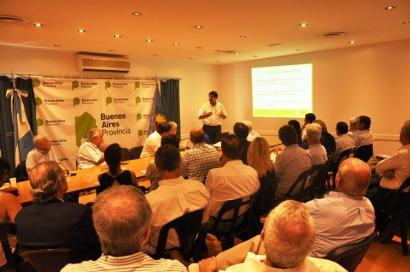 ARGENTINA: Buenos Aires: Lanzan en la provincia el Plan de Bioeconomía