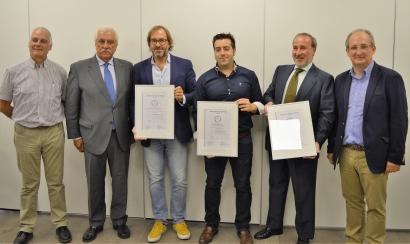 Calordom, Erbi y Gebio, las primeras en conseguir el sello de calidad Instalador de Biomasa Certificado