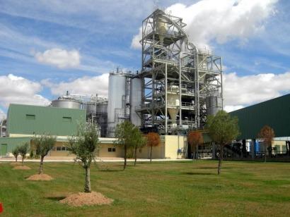 Abengoa comienza a producir bioetanol a partir de residuos sólidos urbanos