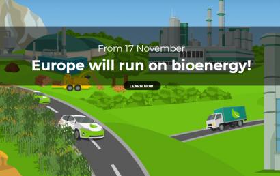 El Día Europeo de la Bioenergía vuelve a adelantarse: fue el 17 de noviembre