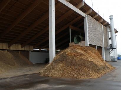 Medio Ambiente quiere que la biomasa sea una de las principales energías renovables