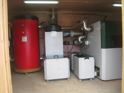 Democracia en kilovatios y fomento de la economía local con la biomasa