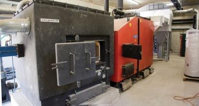 Calderas de biomasa en España: 28.000 referencias y 2,4 GW térmicos