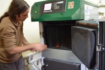 Barcelona incentiva la instalación de calderas de biomasa en espacios naturales