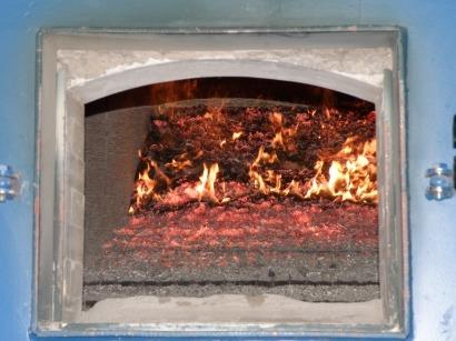 Calentarse con pellets y astillas disminuye la factura energética entre un 40% y un 80%