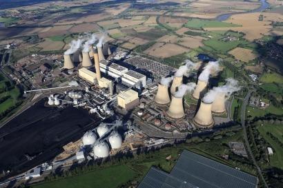 Más de 11.000 puestos de trabajo con una central de biomasa