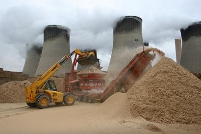 La CE abre una investigación a una de las mayores centrales de biomasa del mundo
