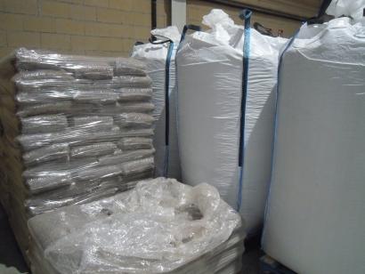 Mejora sustancial de la producción y consumo de pélets en España