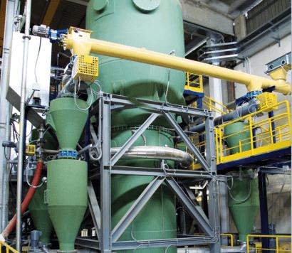 La tecnología española de gasificación de biomasa sigue traspasando fronteras