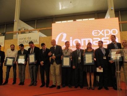 Premio para la innovación en calderas y alianza entre PEFC y ENplus
