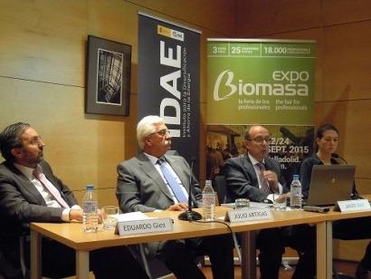 Expobiomasa se presenta con la biomasa térmica creciendo por encima de lo estimado