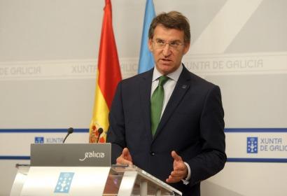 Feijóo presenta un plan para crear mil empleos y movilizar 450 millones de euros con la biomasa