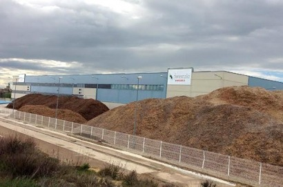 Forestalia impulsa la mayor fábrica de pélets de España