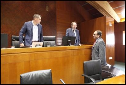 """Inaga sobre la planta de Forestalia en Huesca: """"No habrá ninguna afección a la salud pública"""""""