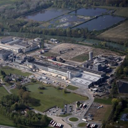 Saica sustituye por primera vez el gas por biomasa en una papelera de Francia