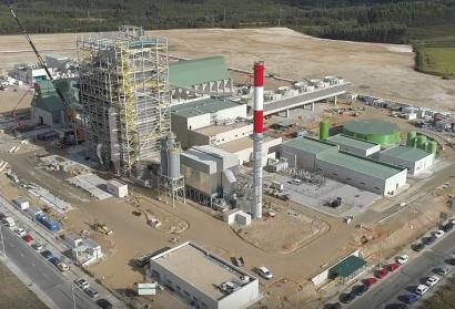 A punto de entrar en operación los 200 megavatios de biomasa de la subasta de renovables