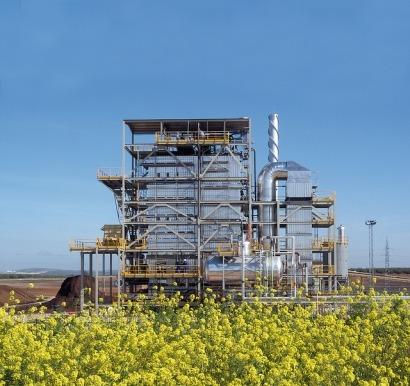 Gestamp, especialista en reconvertir industrias en plantas de biomasa