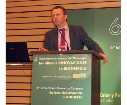 La biomasa reemplazará totalmente al gasóleo en 2020
