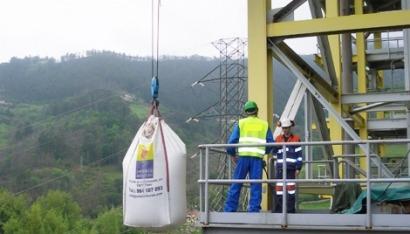 "La térmica de carbón de Hunosa ""co-combustiona"" al 30% con biomasa"
