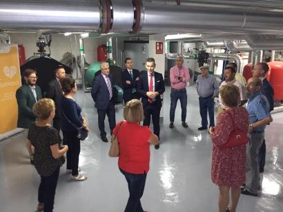 Veolia amplía la red de calor de Móstoles y Ence conecta la nueva planta de Huelva