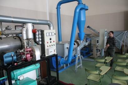 Posos de café para producir biodiésel, bioetanol y pélets