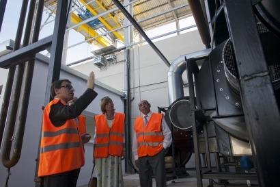 Dinamarca enseña en España sus credenciales en biomasa