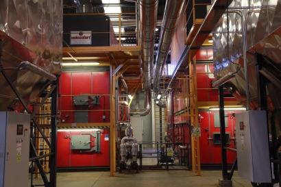 Enerbosque Extremadura pasa a ser Veolia Biomasa España y anuncia la inauguración de la nueva fase de la red de calor de Móstoles