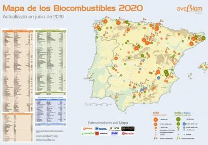 Más de 1,4 millones de toneladas de biocombustibles sólidos al año salen de 169 fábricas en España