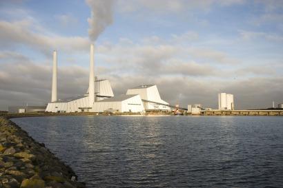 Central de biomasa para la electricidad anual de 600.000 hogares daneses