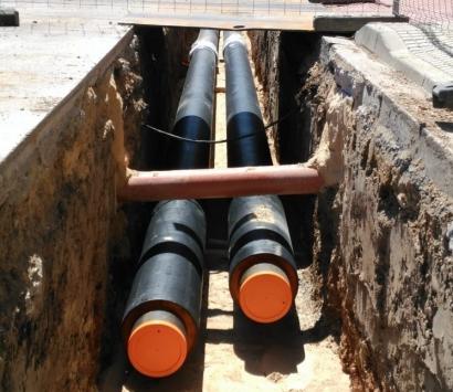 La red de calor con biomasa de Aranda de Duero comenzará a dar servicio este mes