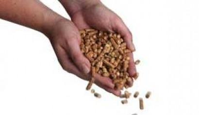 Calentarse con pellets es un sesenta por ciento más barato que hacerlo con gasóleo