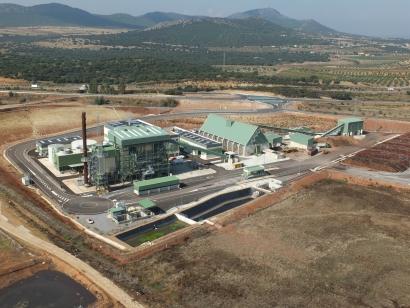 Sener construirá la planta de biomasa de 40 MW de Ence en Huelva