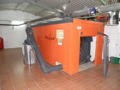 25% de ayuda para equipos de biomasa en el programa de rehabilitación energética
