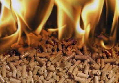 El butano, un 100% más caro que los pellets de madera