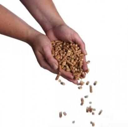 La producción de pellets viene asomando