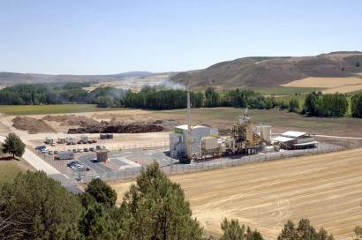 Iberdrola cierra la planta de biomasa de Corduente