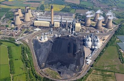 De megacentral de carbón a 2.600 MW generados con biomasa