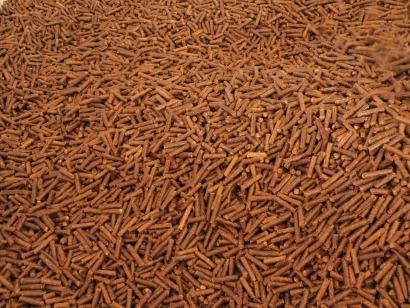 Los pélets impulsan la producción mundial de madera