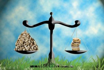 La covid-19 y un invierno poco frío acumularán más pélets en origen y se abaratará su precio