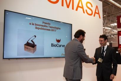Empieza Expobiomasa 2019 con su Premio a la Innovación