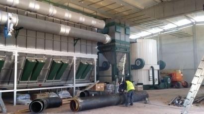 Las redes de calor con biomasa se duplicarán en tres años