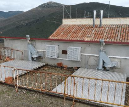 Madrid estrena red municipal de calor con biomasa en El Atazar