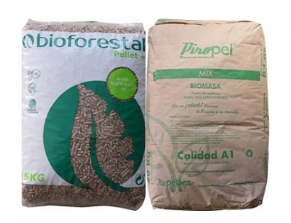 OCU: mejor pélet para Biomasa Forestal y mejor hueso de aceituna para Piropel