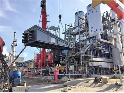 Dos nuevas calderas para devolver la vida a la primera central termosolar-biomasa del mundo